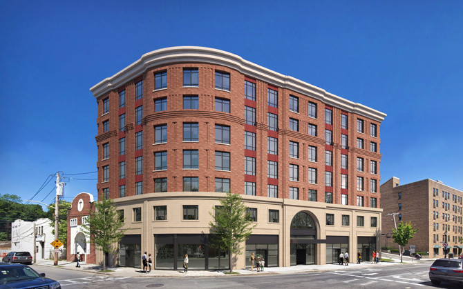 New Mixed-Use in Port Chester Unveiled