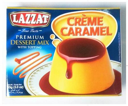 Lazzat Creme Caramel
