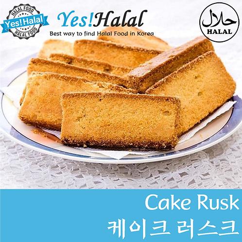 Cake Rusk / Rusk Cake (Lazzat, 350g)