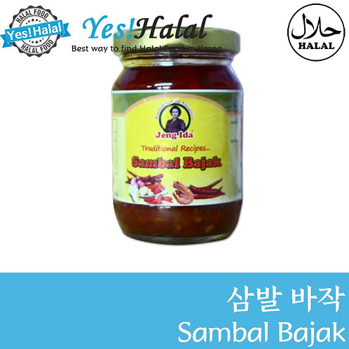 Sambal Bajak (Indonesia, 150g)