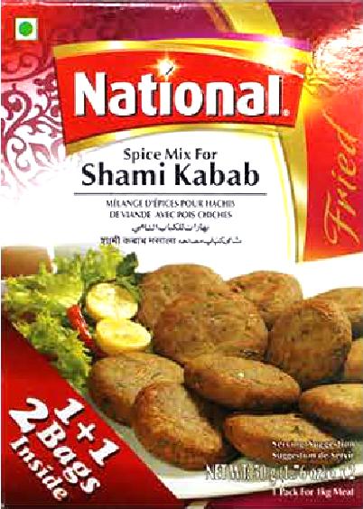 National Spice Mix Shami Kabab