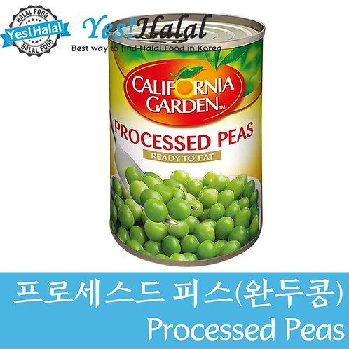 California Gardens - Processed Peas (UAE, 400g)