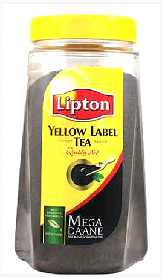 Lipton Yellow Label Tea (Bottle)