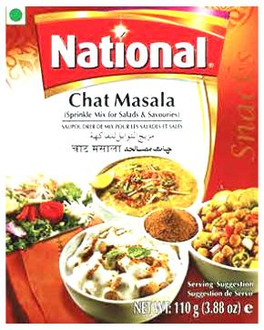 Chat Masala (National, 100g)