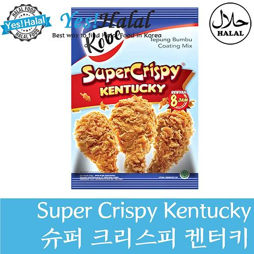 Halal Fried Chicken Powder / Crispy Kentucky (Indonesia, Kobe, 200g)