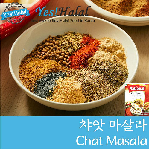 Chat Masala (National, 100g)