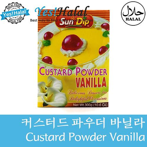 Custard Powder Vanilla (Pakisitan, Sundip, 300g)