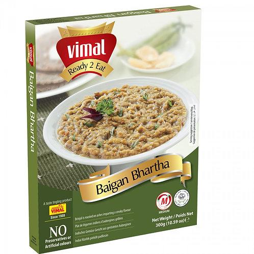 Indian Curry - Baigan Bhartha