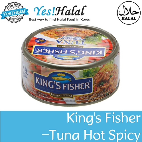 King's Fisher Tuna - Hot Spicy