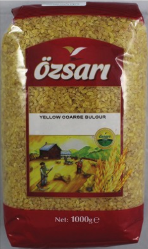 Bulgur Yellow Coarse - 1Kg