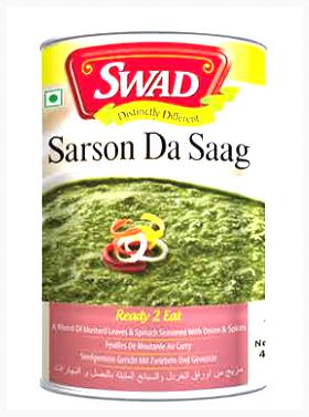 Swad Sarson Da Saag