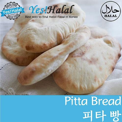 Pitta Bread (India, 420g/6pieces)
