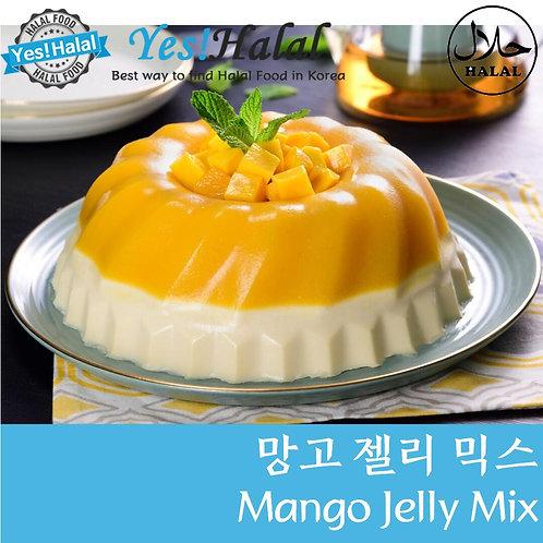 Halal Mango Jelly / Ready mix for Mango Jelly (Sun Dip, 85g)