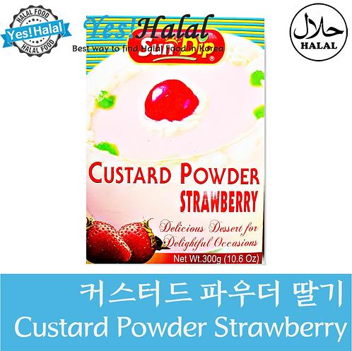 Custard Powder Strawberry (Pakistan, Sundip, 300g)