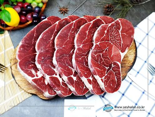Halal Beef Shank (1.0Kg - 1790won/100g)