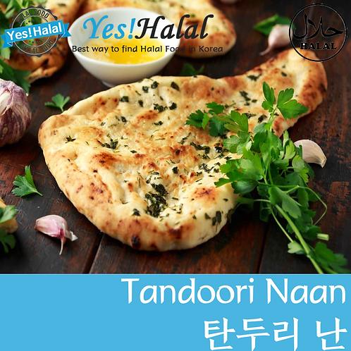 Tandoori Naan (Mezban, 425g)