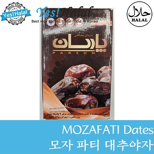 Parsun Mozafati Dates (1Kg, Iran)
