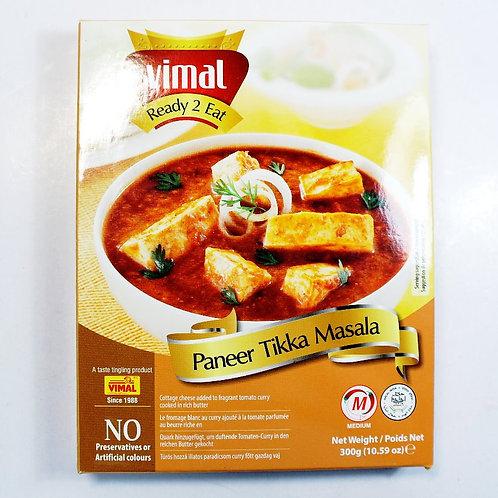 Indian Curry - Paneer Tikka Masala