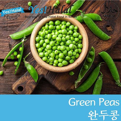 Frozen Green Peas (1.13Kg)