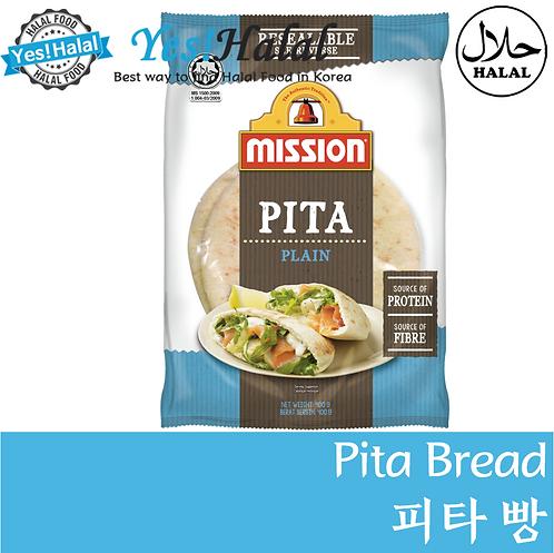 Pita Bread / Pitta Bread (Malaysia, Mission, 400g)