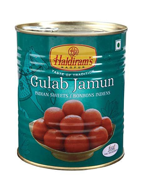 Gulab Jamun (Haldiram's)