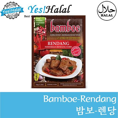 Bamboe Rendang (Indonesia, Halal, 35g)