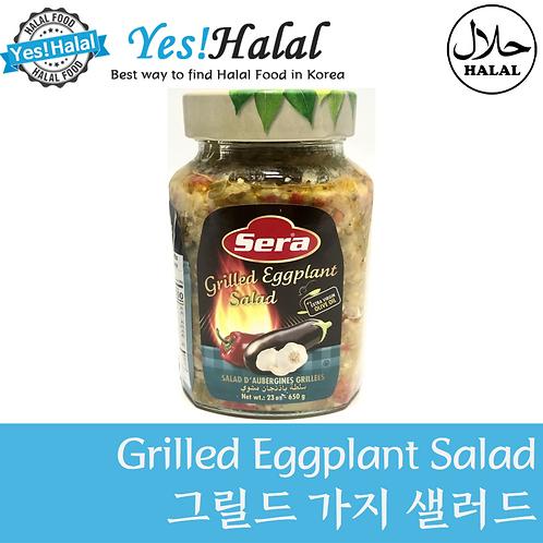 Grilled Eggplant Salad (Turkey, Sera, 650g)