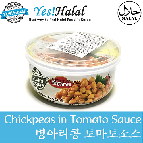 Chickpeas in Tomato Sauce (Turkey, Sera, 300g)