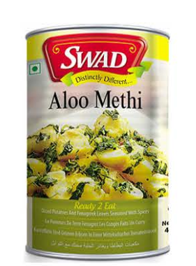 Aloo Methi (India, Swad, 450g)