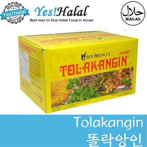 Tolak Angin/Indonesian Herb Tea/똘락앙인/인도네시아 허브차 (Indonesia, Sidomuncul, 180ml)