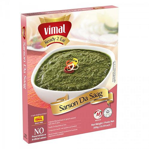 Indian Curry - Sarson Da Saag