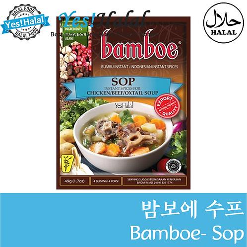 Bamboe SOP (Indonesia, 49g)
