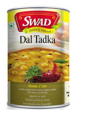 Dal Tadka (India, Swad, 450g)