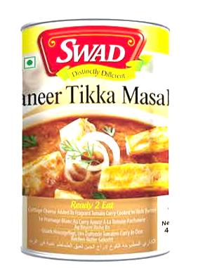 Paneer Tikka Masala (India, Swad, 450g)