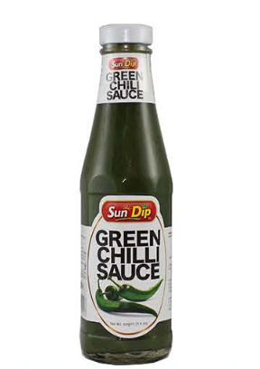 Sun Dip Green Chilli Sauce