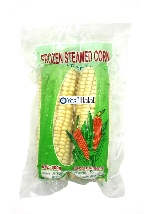 Frozen Steamed Corn