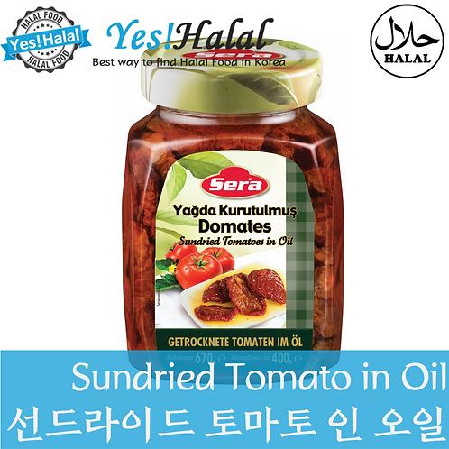 Sundried Tomato in Oil (Sera, Turkey, 670g)