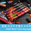 Thumbnail: Halal Beef Sausage/Frank Sausage/Сосиска говяжья (Baraka, 500g)