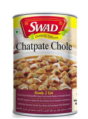 Swad Chatpate Chole