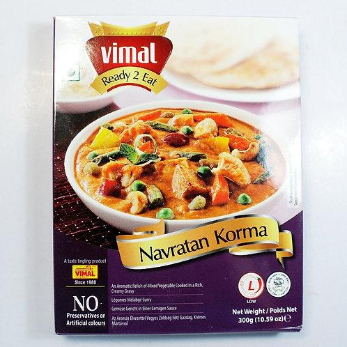 Indian Curry - Navratan Korma