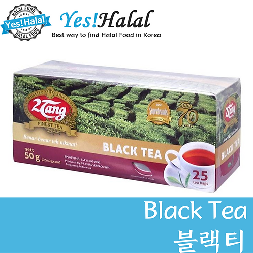 Black Tea (2Tang, 50g, 25bags)