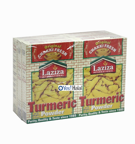 Turmeric Powder (Laziza)