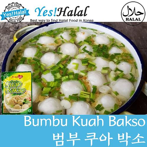 Bumbu Kuah Bakso/Seasoning for making Beef Soup (Indonesia, MUI Certified, 100g)