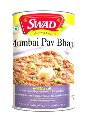 Mumbai Pav Bhaji (India, Swad, 450g)