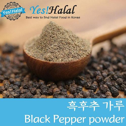 Black Pepper Powder (Pakistan, National, 100g)