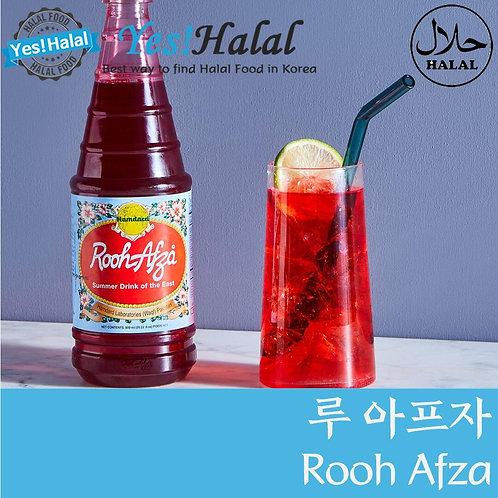 Rooh Afza Syrup (Pakistan, 800ml)