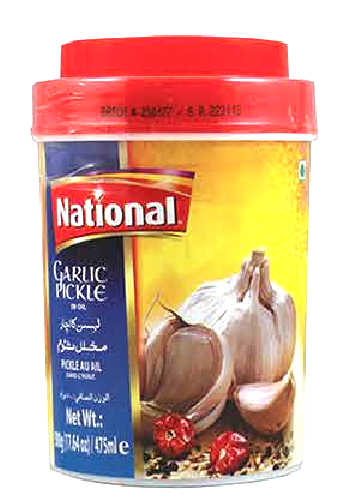 Garlic Pickle (Pakistan, National, 500g)