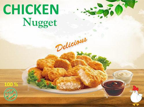 Halal Chicken Nugget