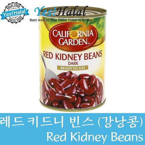 Red Kidney Beans (UAE, California Gardens, 400g)