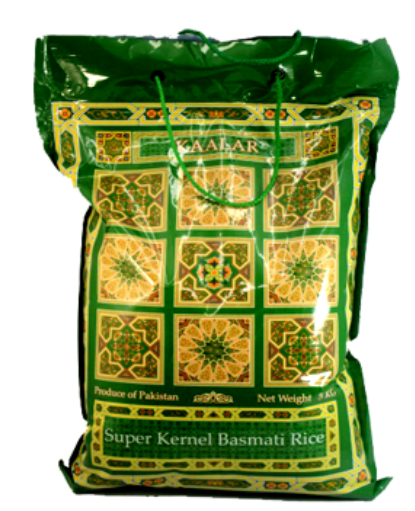 Basmati Kernel Rice - 1Kg